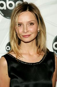 Calista Flockhart at the ABC Upfront Presentation.