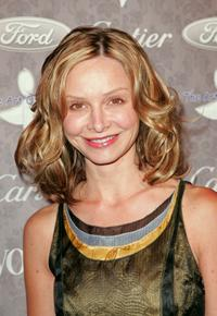 Calista Flockhart at The Art Elysium event benefit.