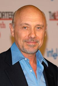 Hector Elizondo at the Hollywood Reporter 75th Anniversary Gala at Astra West at The Pacific Design Center.