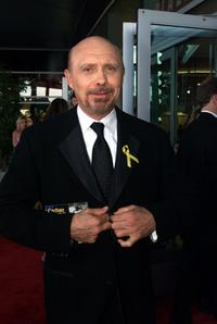 Hector Elizondo at the first annual Latin Grammy Awards at the Staples Center in Los Angeles.