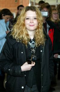 Natasha Lyonne at the 2003 Sundance Film Festival.