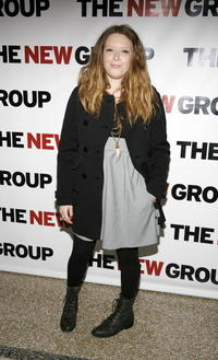 Natasha Lyonne at the New Group's 2008 Gala.