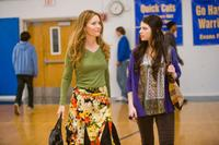 Leslie Mann as Scarlet and Michelle Trachtenberg as Maggie in