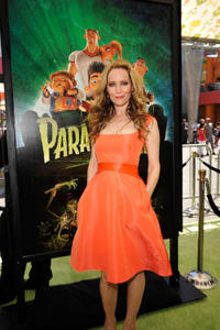 Leslie Mann at the world premiere of