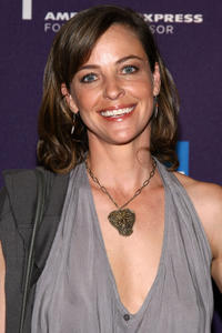Alison Elliott at the New York premiere of
