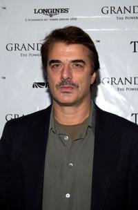 Chris Noth at the New York screening of
