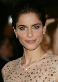 Amanda Peet at the N.Y. screening of