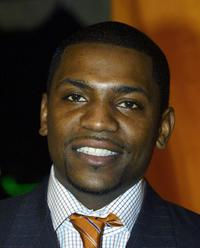 Mekhi Phifer at the 2004 NBC Winter Press Tour All-Star party.
