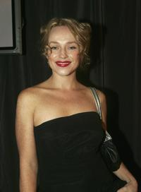 Susie Porter at the third ASTRA Awards.