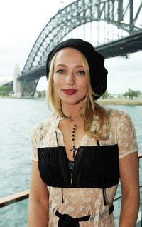 Susie Porter at the VIP Cruise during the 2005 Lexus Inside Film Awards.