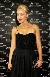 Susie Porter at the L'Oreal Paris AFI 2006 Industry Awards.