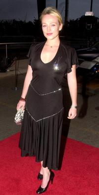 Susie Porter at the 2001 Australian Lexus If Awards.
