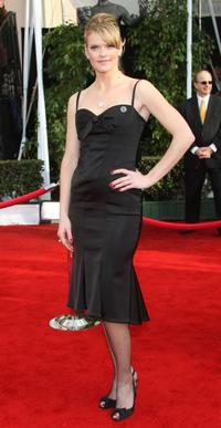 Missi Pyle at the 14th annual Screen Actors Guild awards.