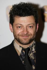 Andy Serkis at the British Academy Television Craft Awards.