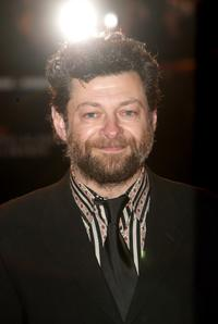 Andy Serkis at the Orange British Academy Film Awards 2008.