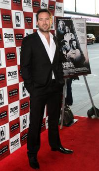 Sullivan Stapleton at the premiere of