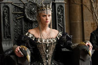 Charlize Theron as Queen Ravenna in ``Snow White & the Huntsman.''