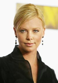 Charlize Theron at the 9th Annual Critics' Choice Awards