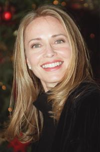 Susanna Thompson at the Los Angeles premiere of