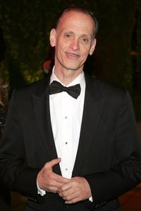 John Waters at the Vanity Fair Oscar Party.