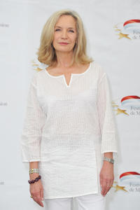 Marie-Christine Adam at the photocall of