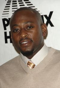 Omar Epps at the Phoenix House Awards, attends cast and producers of