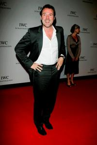 Sebastian Koch at the IWC Da Vinci Launch party.