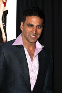 Akshay Kumar at the premiere of