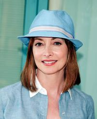 Sharon Lawrence at the Academy of Television Arts and Sciences.