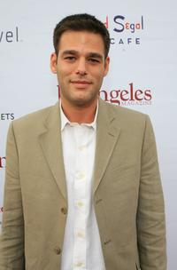 Ivan Sergei at the LA Magazine Hollywood Portraits party.