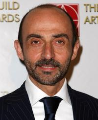 Shaun Toub at the 12th Annual Art Directors Guild Awards.