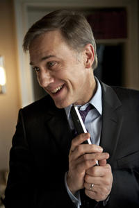 Christoph Waltz as Alan in