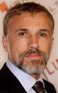 Christoph Waltz at the Hamilton Behind the Camera Awards.