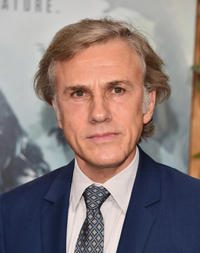Christoph Waltz at the California premiere of