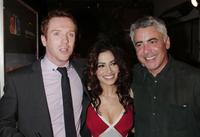 Adam Arkin, Damian Lewis and Sarah Shahi at the premiere screening of