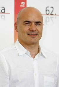 Luca Zingaretti at the photocall of