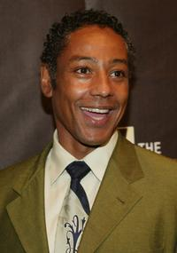 Giancarlo Esposito attends a book party for