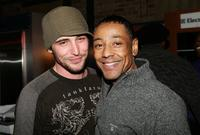 Giancarlo Esposito and Ben Townsend at the 2007 Sundance Film Festival, attend