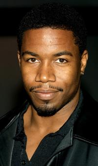 Michael Jai White at the screening of