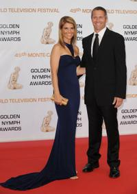 Lori Loughlin and Rob Estes at the 2009 Monte Carlo Television Festival.