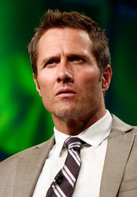 Rob Estes at the CW portion of Television Critics Association Press Tour.