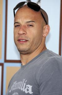 Vin Diesel at the Film Independent's 2006 Independent Spirit Awards.