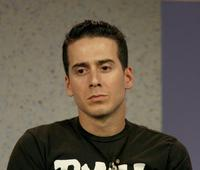 Kirk Acevedo at the 2007 Winter Television Critics Association Press Tour.