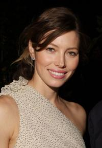 Jessica Biel at the after party of the screening of