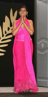 Nandita Das at the Closing Awards Ceremony at Palais during the 58th International Film Festival.