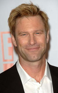 Aaron Eckhart at the 12th Annual Critics' Choice Awards in Santa Monica.