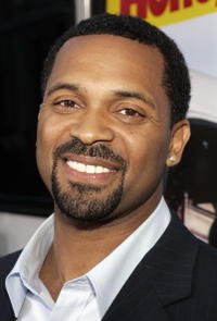 Mike Epps at the Hollywood premiere of