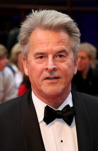 Trevor Eve at the British Academy Television Awards 2008.