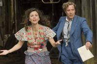 Maggie Gyllenhaal as Mrs. Green and Rhys Ifans as Uncle Phil in