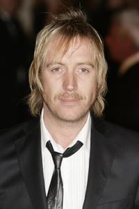 Rhys Ifans at the British Academy of Film and Television Awards (BAFTA).